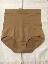 Yummie NWOT High Waisted Shaper Brief - Tan - size 1X/2X