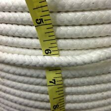 By the yard 10/32 Cotton Welt Cord Piping sewing craft home decor macrame knit