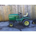 JD LAWN TRACTOR PARTS