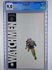Watchmen #11 CGC 9.0 Alan Moore Dave Gibbons 1987 DC Comics