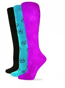 Wrangler Cowgirl Horse Boot Socks, Hot Pink or Teal