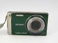 Sony Cyber-shot DSC-W370 14.1MP Digital Camera - Green