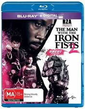 The Man With The Iron Fists 2 : NEW Blu-Ray