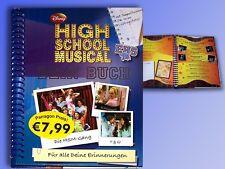 Disney / High School Musical - Votre Livre,Livre de Mémoire Photos,Faits U.