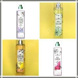 Bath & Body Works WILD STRAWBERRY Fine Fragrance Mist SPRAY 8 oz u pick 1 NEW