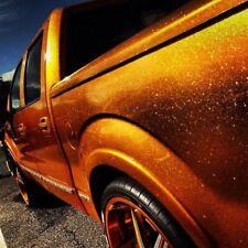 ORANGE 30g METALFLAKE AUTO CUSTOM PAINT METAL FLAKE BOAT CAR BIKE 1oz BEST