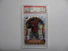2011 Finest #84 Zach Britton  XFRACTOR #040/299  RC  PSA 8  POP 1  only 1 graded