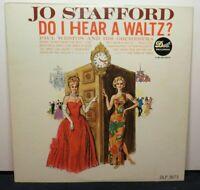 JO STAFFORD DO I HEAR A WALTZ (VG+) DLP-3673 LP VINYL RECORD