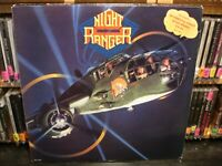 Night Ranger ‎– 7 Wishes      Vinyl LP  **see all pictures**