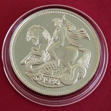 Edward VIII 1936 Silver Proof motif couronne-George et le dragon