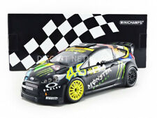 1 18 Minichamps Ford fiesta RS WRC Winner Monza Rally show
