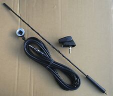 Roof Aerial Antenna + base + cavo NISSAN MICRA K12