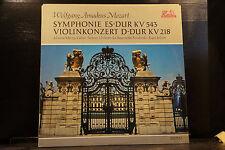 W.A. Mozart - Symphony Es-Dur KV 543/Violinkonzert D-Dur KV 218 / Martzy/Jochum