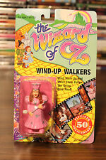 1988 Vintage The Wizard Of Oz 50th Anniversary Glinda Wind-Up Walkers