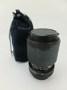 TOKINA SD 70-210mm 1:4-5.6 Camera Lens for Canon Made in Japan