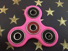 Pink EDC Tri-Spinner Fidget Toy
