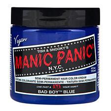 Manic Panic Classic Hair Dye Color Bad Boy™ Blue Vegan 118ml Manic-Panic