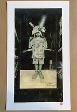 Joao Ruas ABSURD COURAGE Print Poster Alien Magnolia Mondo James Jean Blood /50