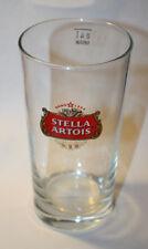 Stella Artois Beer 0.4l Original Glass Belgian Brewery