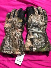 cabelas Camo gloves Large