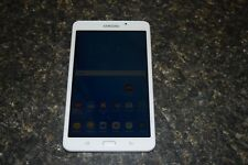 "Samsung Galaxy Tab A A6 Tablet SM-T280 7"" 8GB Wi-Fi Android 5.1.1 - White."