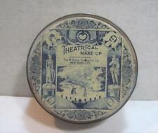Vintage Steins Face Powder Theatrical Makeup with Powder
