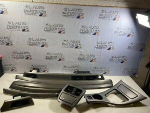 BMW 3 SERIES E93 CONVERTIBLE M SPORT ALUMINIUM INTERIOR TRIM SET OEM 8049052