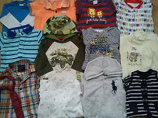 NICE marques prochaine m&s Mothercare 34x Bundle bébé garçon vêtements 0/3/6 mois (5.3)