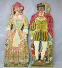 2 Laxa Family molds Plaques. #63 Duchess &  #62 Sovereign