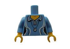 Lego Torso Oberkörper mittel blau (medium blue) Frau gelbe Hände 973pb0984c01Neu