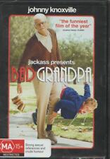 D.V.D MOVIE  DB391    JACKASS PRESENTS  BAD GRANDPA    DVD