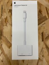 Apple A1438 MD826AM/A Lightning to Digital AV Adapter iPhone/iPad to HDMI NEW!