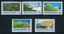 Pitcairn Is 1981 Landscapes SG 211/5 MNH