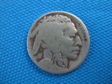 1918 D Buffalo Nickel US 5 Cent Coin