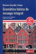 Gramatica basica del noruego integral 2012. ENVÍO URGENTE (ESPAÑA)