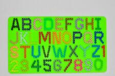Basteln & Kreativität G959 Bild Wandbild verschiedene Stoffe