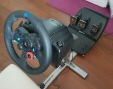 Logitech G29 Steering Wheel and pedals for PS3/PS4 and PC. Very little use.