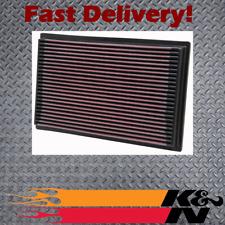 K&N 33-2080 Air Filter suits Nissan Navara D40 (140Kw) YD25DDTI Spain built