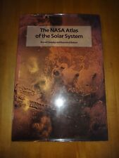 The NASA Atlas of the Solar System by Greeley Batson Rare Full Size Hard Cover