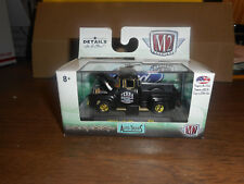 1/64 M2 MACHINES  CHASE 1956 Ford F-100 Black PickUp Truck 1 of 750