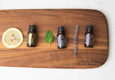 doTERRA Essential Oils Lavender Lemon Peppermint 5 ml
