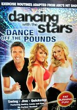 Dancing with the Stars: Dance Off the Pounds NEW! DVD,Swing,Jive,Cardio,Workout