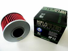 HIFLO FILTRO OLIO per HONDA XBR 500 SJ,SH (27 PS) 87-88
