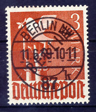 1)Berlin 1949 MiNr. 35**postfrisch  aus 1-20 Stempel und Aufdruck Falsch