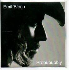 (AL742) Emit Bloch, Probububbly - DJ CD