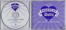 PUSSYCAT DOLLS Buttonz UK 3-trk promo CD Big Snoop Dogg