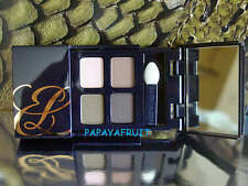 Estee Lauder Eyeshadow Quad ~IVORY SLIPPER WILD SABLE SAFARI GREEN LAVISH MINK~