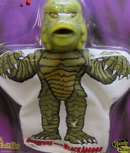 UNIVERSAL MONSTERS-HAND PUPPET-CREATURE FROM THE BLACK LAGOON-FUNKO-SEALED-MOC