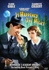 It Happened One Night (Dvd, 2008, Remastered) It Happened One Night New!