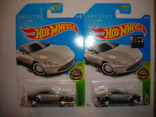 2017 Hot Wheels HW Exotics Aston Martin DB10 007 Spectre Factory Set Lot FREE SH